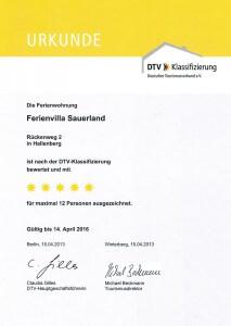 2. DTV-Klassifizierung