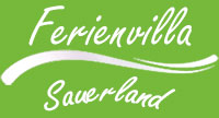 Ferienvilla Sauerland