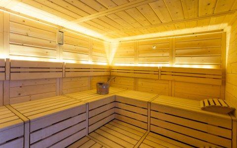 Komfort-Sauna für bis zu 6 Erwachsene